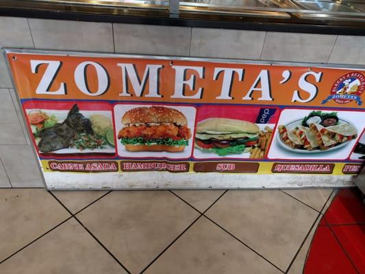 Zometa's Bakery & Restaurant