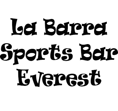 La Barra Sports Bar Everest