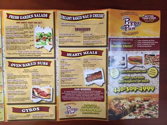 Pizza Pan Corp Pizza Shop