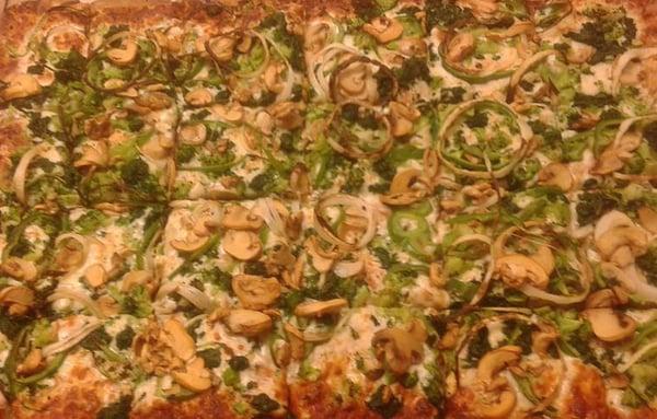 Dough Licious Pizza