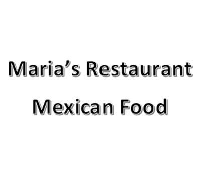 Marias Restaurant Mexican Food