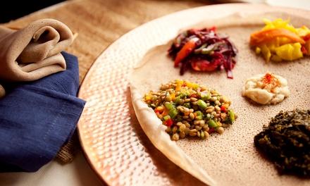 Skyline Cafe-Ethiopian Cuisine