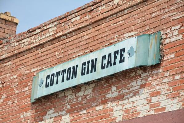 Cotton Gin Cafe