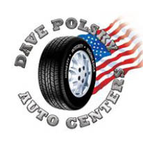 DAVE POLSKY'S TIRE AND AUTO CENTERS