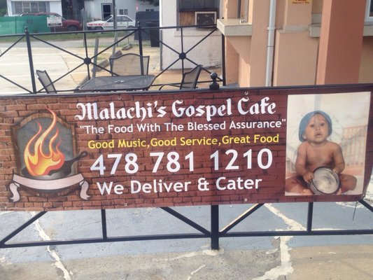 Malachi's Gospel Cafe