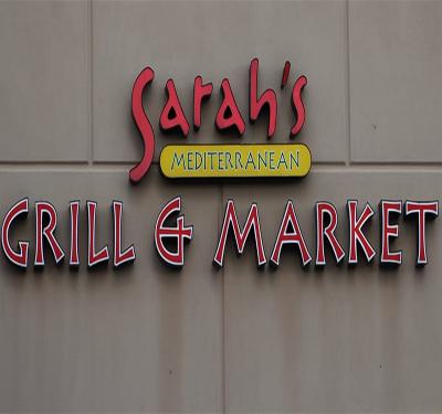 Sarah's Mediterranean Grill