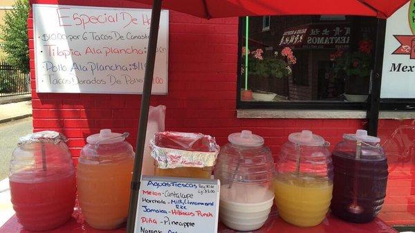 Tacos de Canasta California