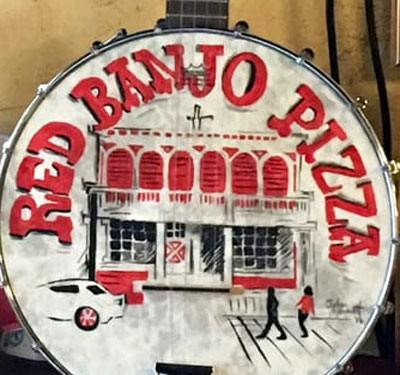 Red Banjo Pizza Parlour