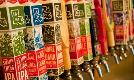 Bayou Teche Brewery