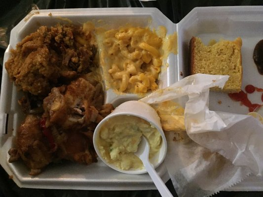 Son Ja's Soul Food Carryout