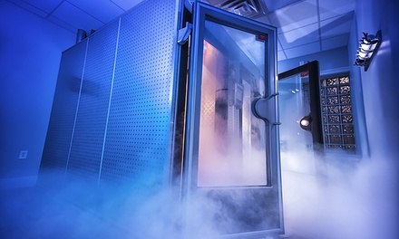 Coldfit Cryotherapy