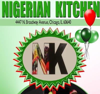 Nigerian Kitchen