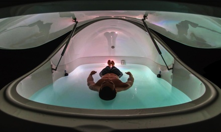 Pure Bliss Float Center
