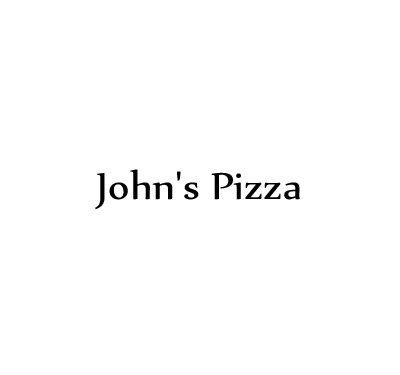 John's Pizza No 1