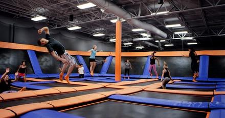 Sky Zone Indoor Trampoline Park - Milwaukee