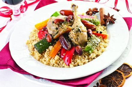 Amir's Motherland Dish
