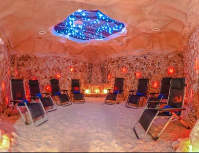 Touch of Grace Spa and Salt Cave Martinsburg
