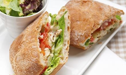 Gourmet Artisan Fine Sandwiches