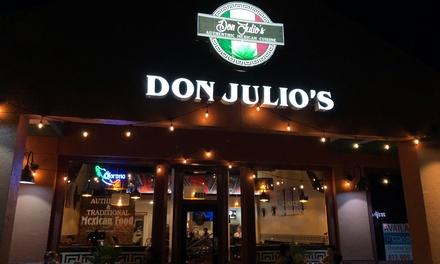 Don Julio's Authentic Mexican Cuisine