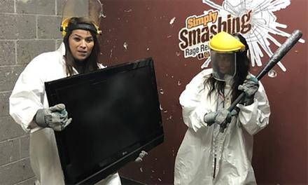 Simply Smashing Rage Release Room