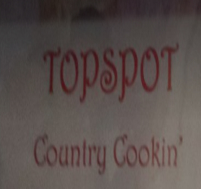 Topspot Country Cookin