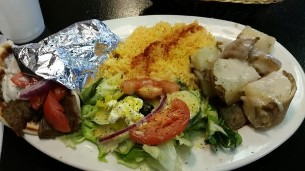 Best Greek Broiler & Grill