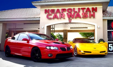Neapolitan Car Wash & Detailing