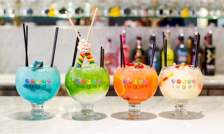 Sugar Factory at Theatre Box