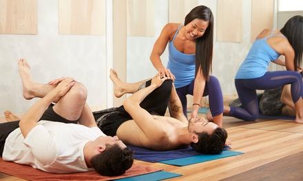 Pure Hot Yoga