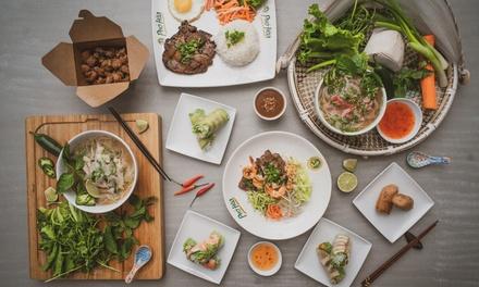 Pho Hoa Noodle Soup & Jazen Tea