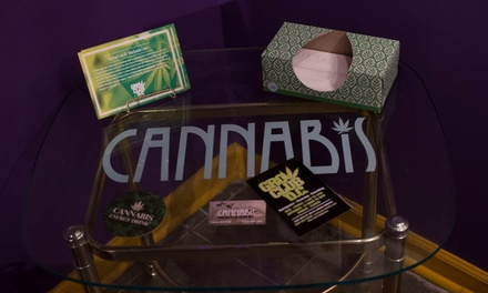 The History Of Cannabis Museum