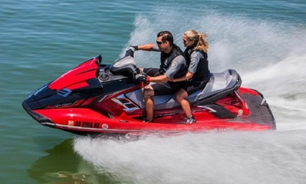 Full Throttle Jetskis