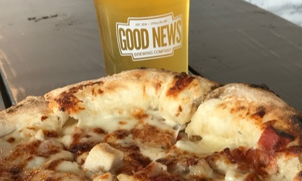 Good News Brewing Company & Wood Fired Pizza
