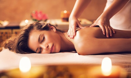 Liz Tyrrel at NoRhE Salon Massage