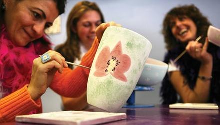 Crazy Glaze Ceramic Studio & Art Education Center