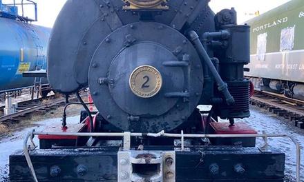 Inland Northwest Rail Museum