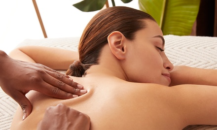 Therapeutic Massage for Healthy Living