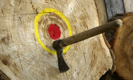 Birmingham Axe Throwing