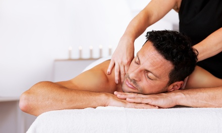 Alternative Healing Massage