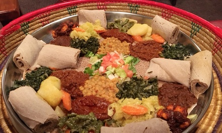 Ethiopian Cottage Restaurant