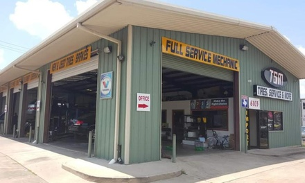 Tires, Service and More