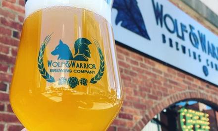 Wolf & Warrior Brewing Company