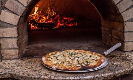 San Gennaro Wood Fired Brick Oven Pizza & Ristorante
