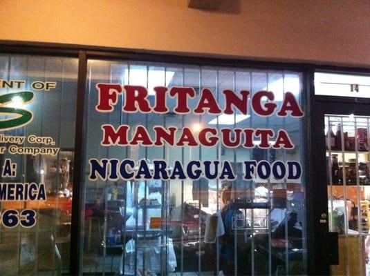 Fritanga Managuita