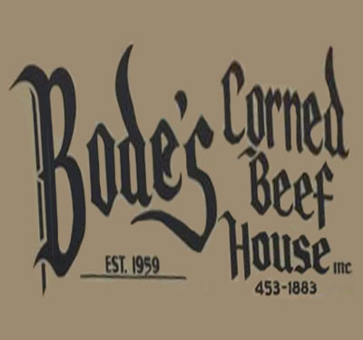 Bode's Corn Beef House