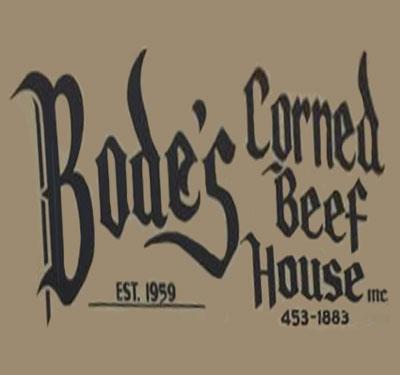 Bode's Corn Beef House