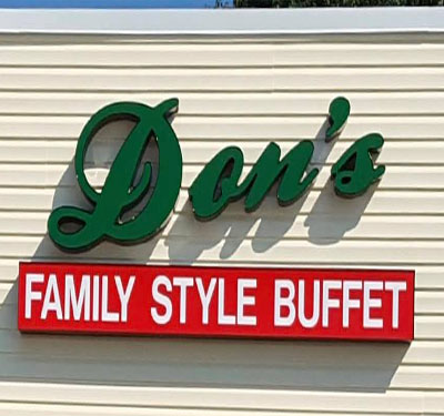 Don's Family Style Buffet