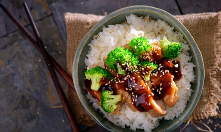 Teriyaki Don