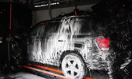 San Mateo  Car Wash
