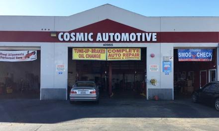Cosmic Automotive